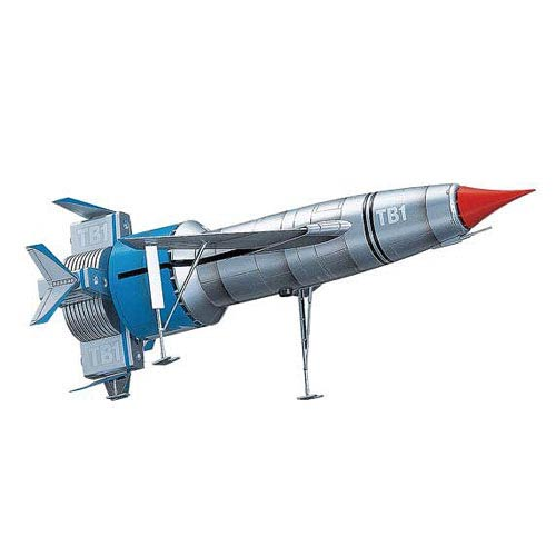 Thunderbirds The Thunderbird 1 Vehicle Model Kit