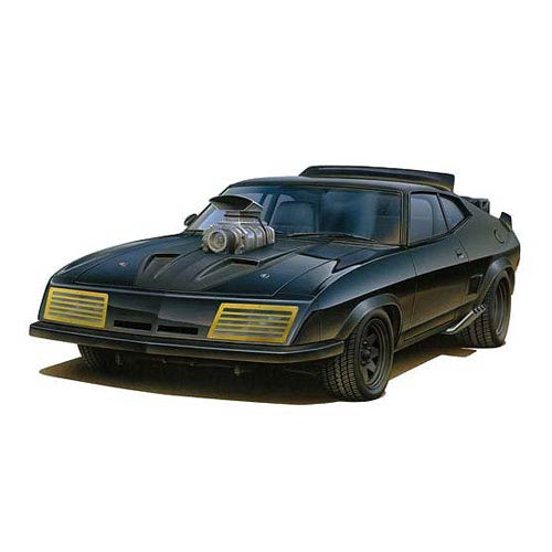Mad Max 2 The Road Warrior Interceptor Vehicle Model Kit