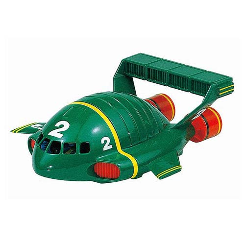 Thunderbirds The Thunderbird 2 Mini-Vehicle Model Kit