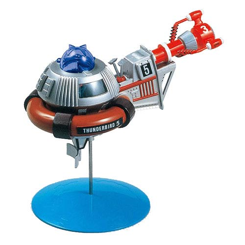 Thunderbirds The Thunderbird 3 and 5 Mini-Vehicle Model Kits