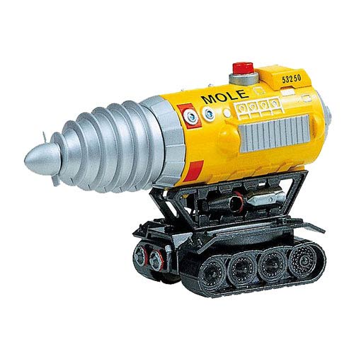 Thunderbirds The Mole Mini-Vehicle Model Kit