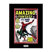 Spider-Man Amazing Fantasy #15 Comic Book Marvel Laser Cel