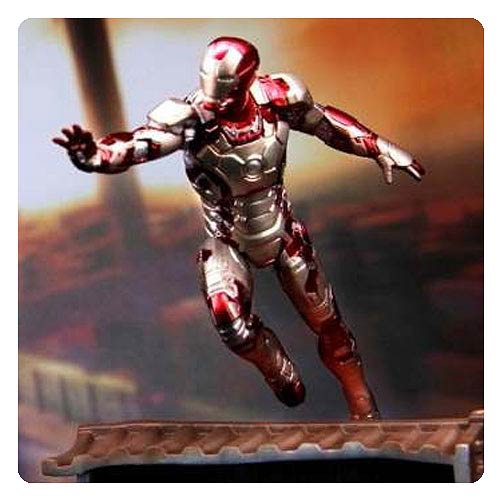 Iron Man 3 Mark 42 Prehensile Suit Version 1 Mini-Figure