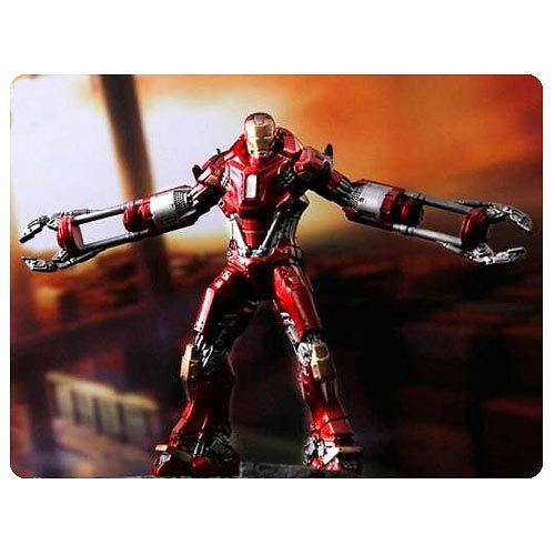Iron Man Mk 35 Disaster Rescue Red Snapper Suit Mini-Figure