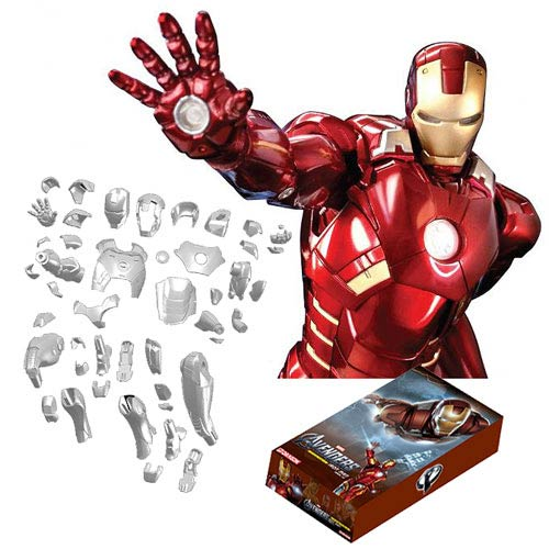 Avengers Iron Man MK VII 1:9 Scale Model Kit