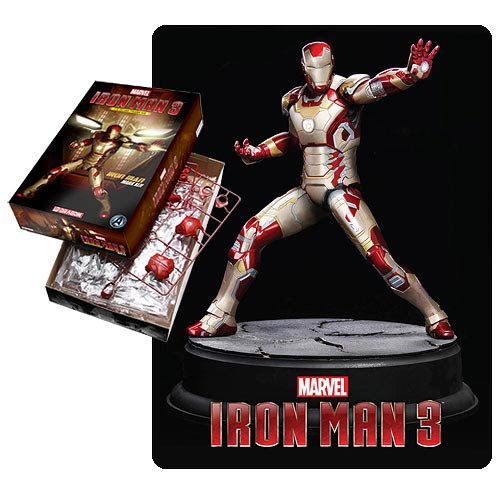 Iron Man 3 Mark 42 1:9 Scale Model Kit