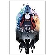 Rise of the Guardians Poster Concept Fine Art Print