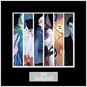 Rise of the Guardians The Guardians Laser Cel
