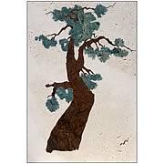 Disney Mulan Tree Stone Artwork