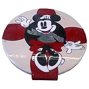 Mickey Mouse USS Minnie Mouse Stone Artwork