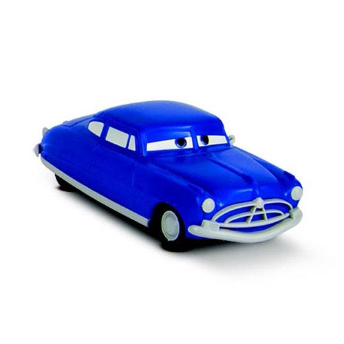 Cars Movie Doc Hudson Vehicle Snap Fit Model Kit