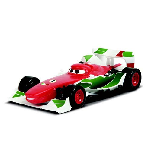 Cars Movie Francesco Bernoulli Vehicle Snap Fit Model Kit