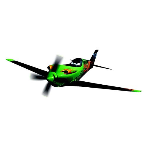 Planes Movie Ripslinger Vehicle Snap Fit Model Kit