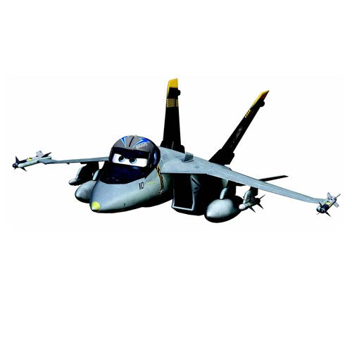 Planes Movie Bravo Vehicle Snap-Fit Model Kit