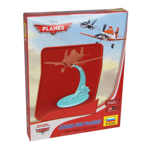 Planes Movie Snap Fit Model Kit Vehicle Stand