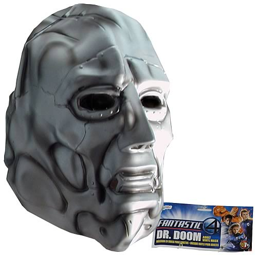 Fantastic Four Dr. Doom Mask