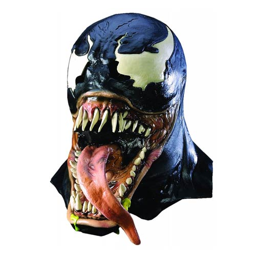 Spider-Man Venom Latex Mask