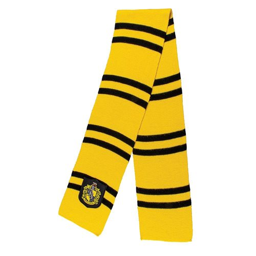 Harry Potter Hufflepuff Scarf Roleplay Accessory