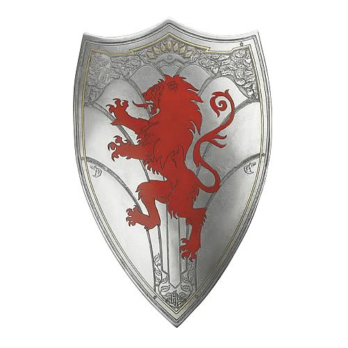 Chronicles of Narnia Sir Peter's Shield