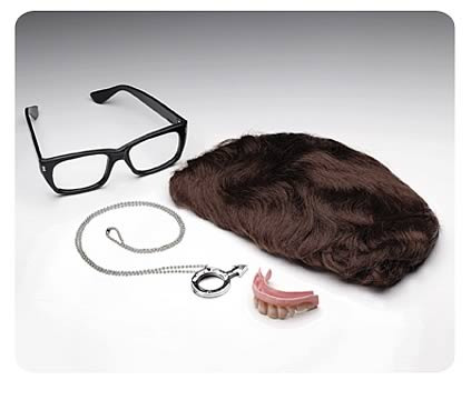 Austin Powers Deluxe Costume Accessories