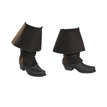 Pirates 2 Adult Boot Covers