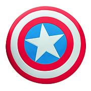 Captain America Deluxe Metal Shield