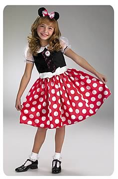 Minnie Mouse Child Costume