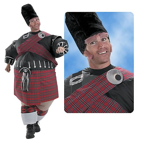Fat Bastard Deluxe Costume