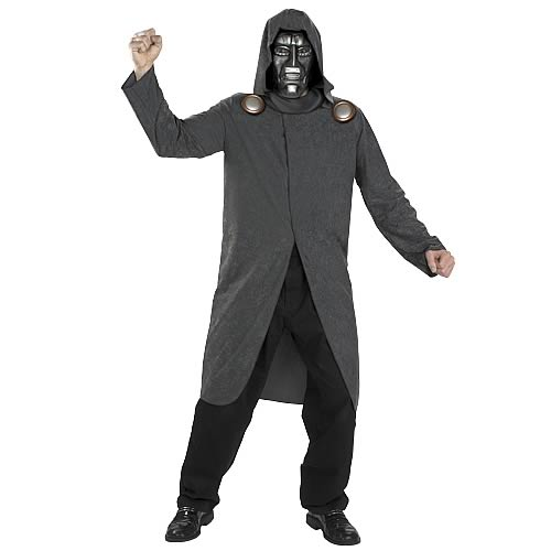 Fantastic Four Dr. Doom Deluxe Adult Costume