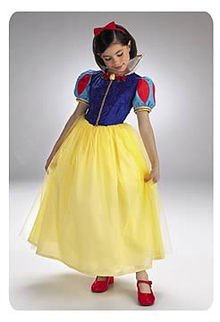 Snow White Deluxe Child Costume