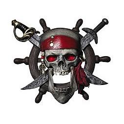 Pirates Electronic Door Knocker