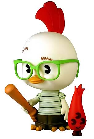 Chicken Little 8-inch Vinyl Figure