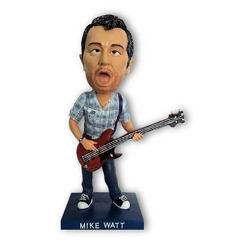 Minutemen Mike Watt Bobble Head