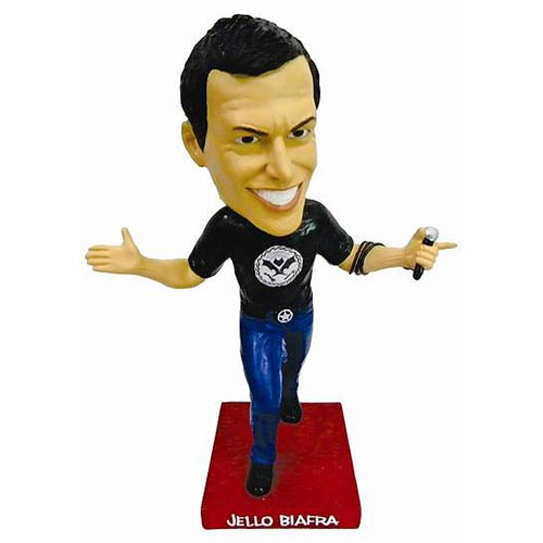 Dead Kennedys Jello Biafra Bobble Head