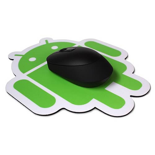 Google Android Plastic Surface Mouse Pad