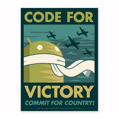 CHEAP Android Code For Victory Lithograph NOW