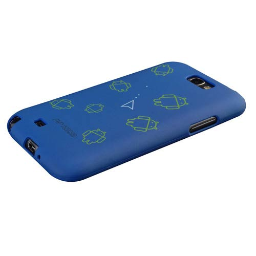 Androids Design Galaxy Note II Phone Case