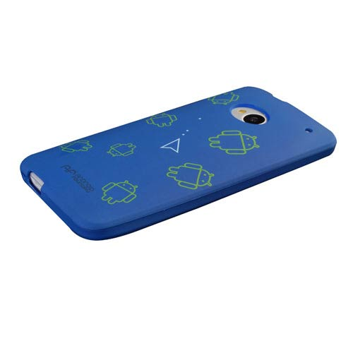 Androids Design HTC One Phone Case