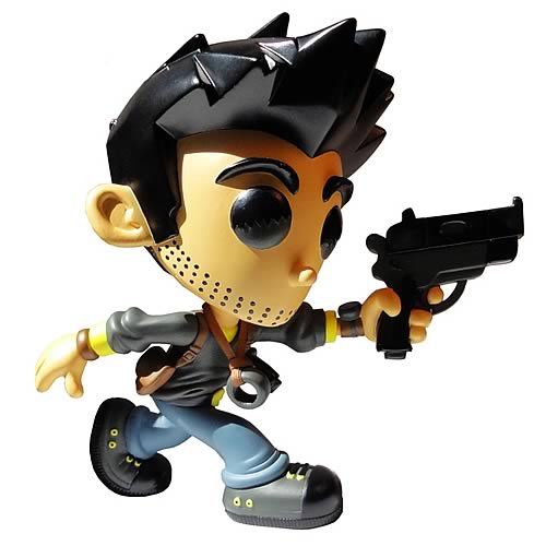 Uncharted Nathan Drake Original Color Vinyl Figure