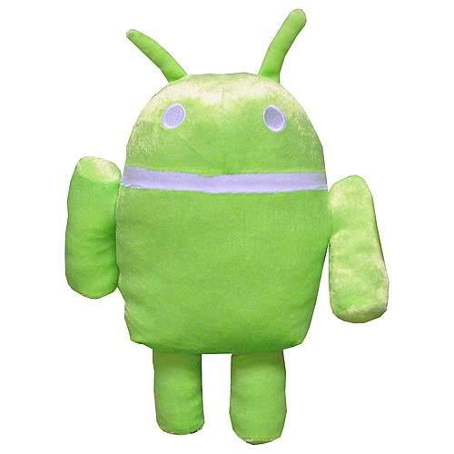 Google Android 6-Inch Ganndroid Plush