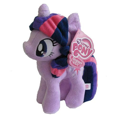 My Little Pony Friendship is Magic Twilight Sparkle Plush