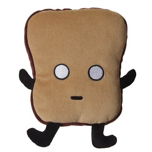 Mr. Toast Plush