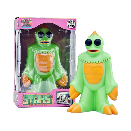 Land of the Lost Sleestak Vinyl Figure