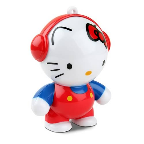 Hello Kitty Headphonies Portable Speaker