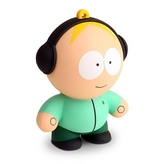 South Park Butters Headphonies Portable Speaker
