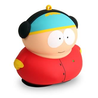 South Park Cartman Headphonies Portable Speaker