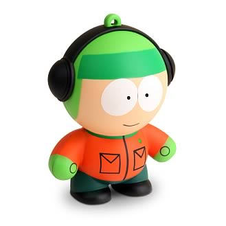 South Park Kyle Headphonies Portable Speaker