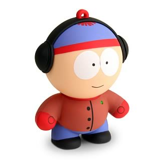 South Park Stan Headphonies Portable Speaker