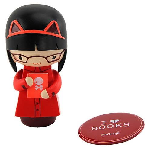 Momiji Book Club by Luli Clarice Message Doll