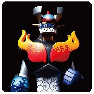 Power Mazinger Z Original Version Vinyl Figure